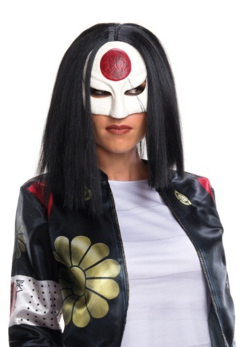Click Here to buy Suicide Squad Katana Wig from HalloweenCostumes, USA Funds & Shipping