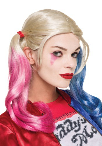 Click Here to buy Suicide Squad Harley Quinn Makeup Kit from HalloweenCostumes, USA Funds & Shipping