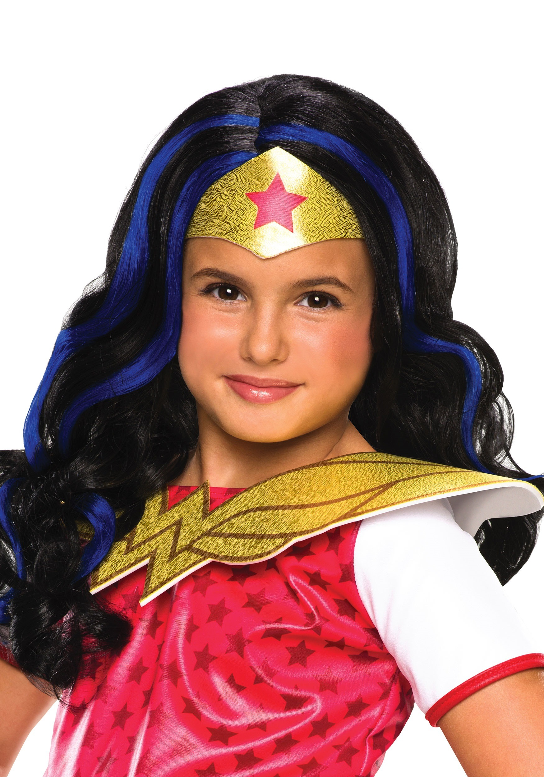 Wonder Woman Wig 79