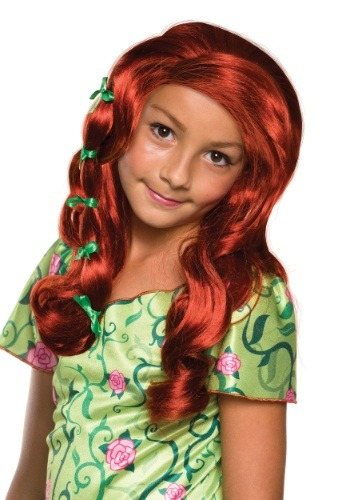 DC Superhero Girls Poison Ivy Wig RU32970