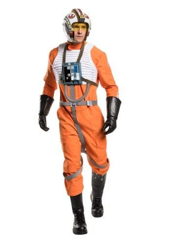 Adult X-Wing Pilot Grand Heritage Costume RU810963-ST