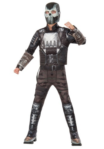 Click Here to buy Boys Civil War Crossbones Deluxe Costume from HalloweenCostumes, CDN Funds