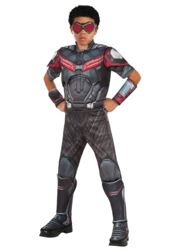 Click Here to buy Boys Civil War Falcon Deluxe Costume from HalloweenCostumes, USA Funds & Shipping