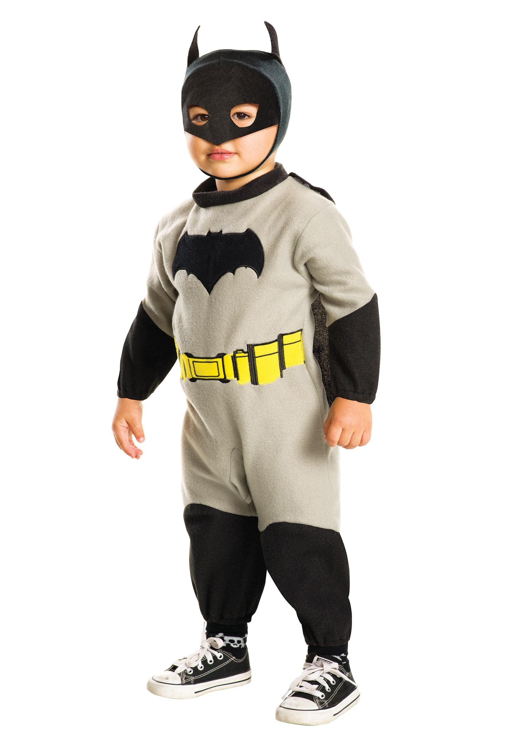 Toddler Batman Fleece Romper  RU510161