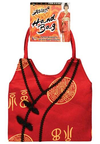 Kimono Handbag Purse (FO61667-ST Forum Novelties, Inc) photo