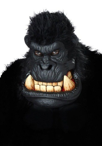 Click Here to buy Killa Gorilla Mask from HalloweenCostumes, CDN Funds