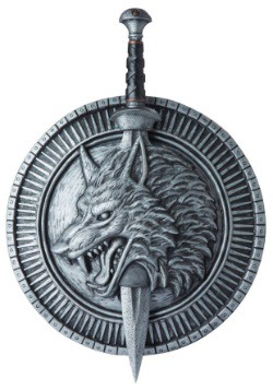 Wolf Master Shield and Sword