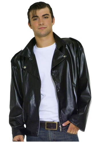 Adult Plus Size Greaser Jacket FO61701-PL