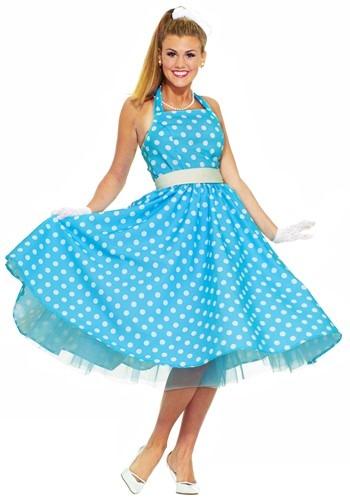 Ladies 50s Costume Update Main