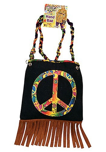 Peace Sign Purse By: Forum Novelties, Inc for the 2015 Costume season.