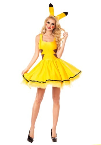 Click Here to buy Womens Catch Me Honey Costume from HalloweenCostumes, USA Funds & Shipping