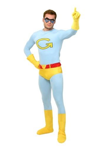 Plus Size Deluxe Gary Costume 2X