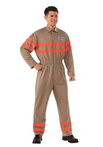 Click Here to buy Adult Kevin Ghostbusters Movie Costume from HalloweenCostumes, CDN Funds