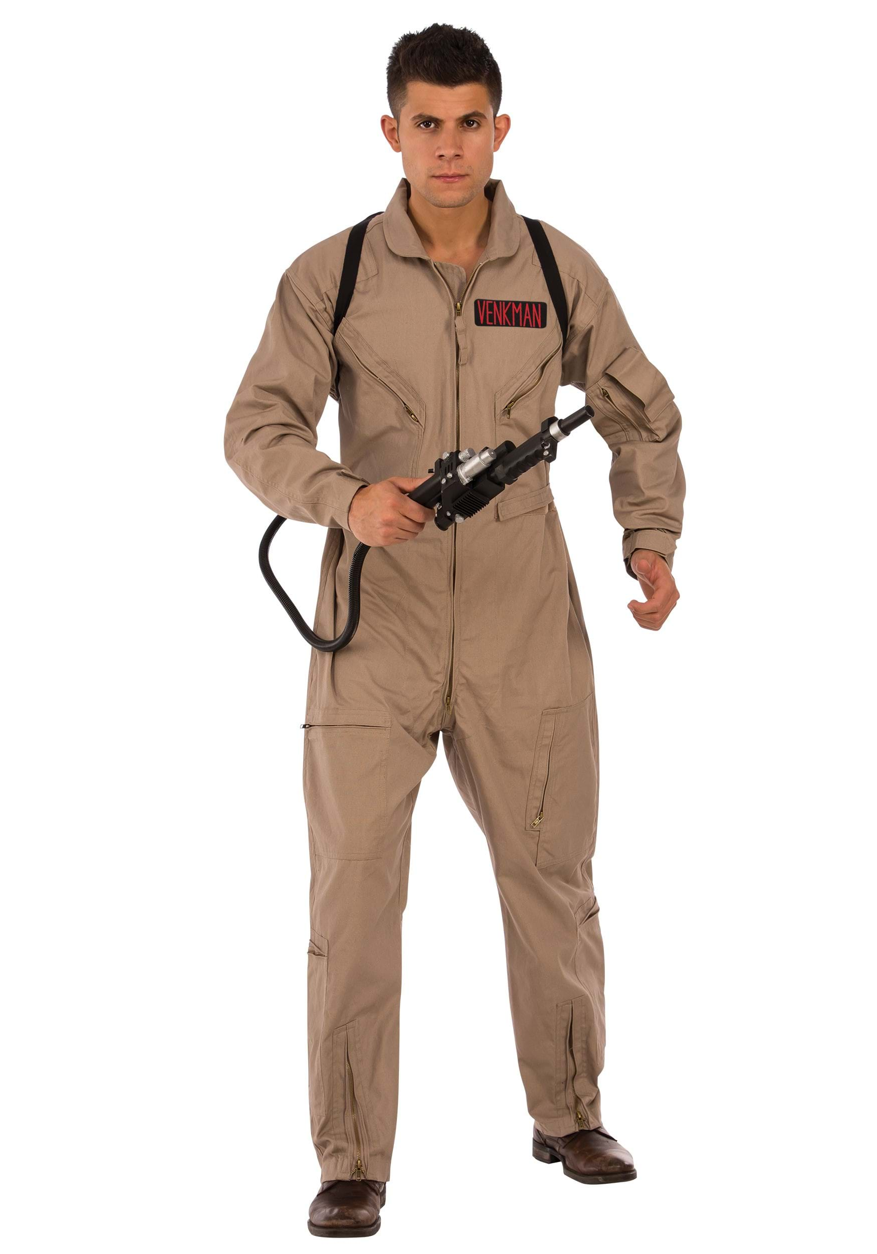 Ghostbusters Grand Heritage Adult Costume  sc 1 st  Halloween Costumes & Ghostbusters Grand Heritage Costume for Adults