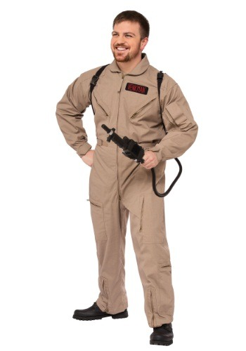 [Ghostbusters Grand Heritage Plus Size Costume] (Ghostbusters Plus Size Costumes)