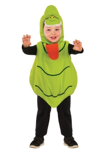 Slimer Romper for Babies