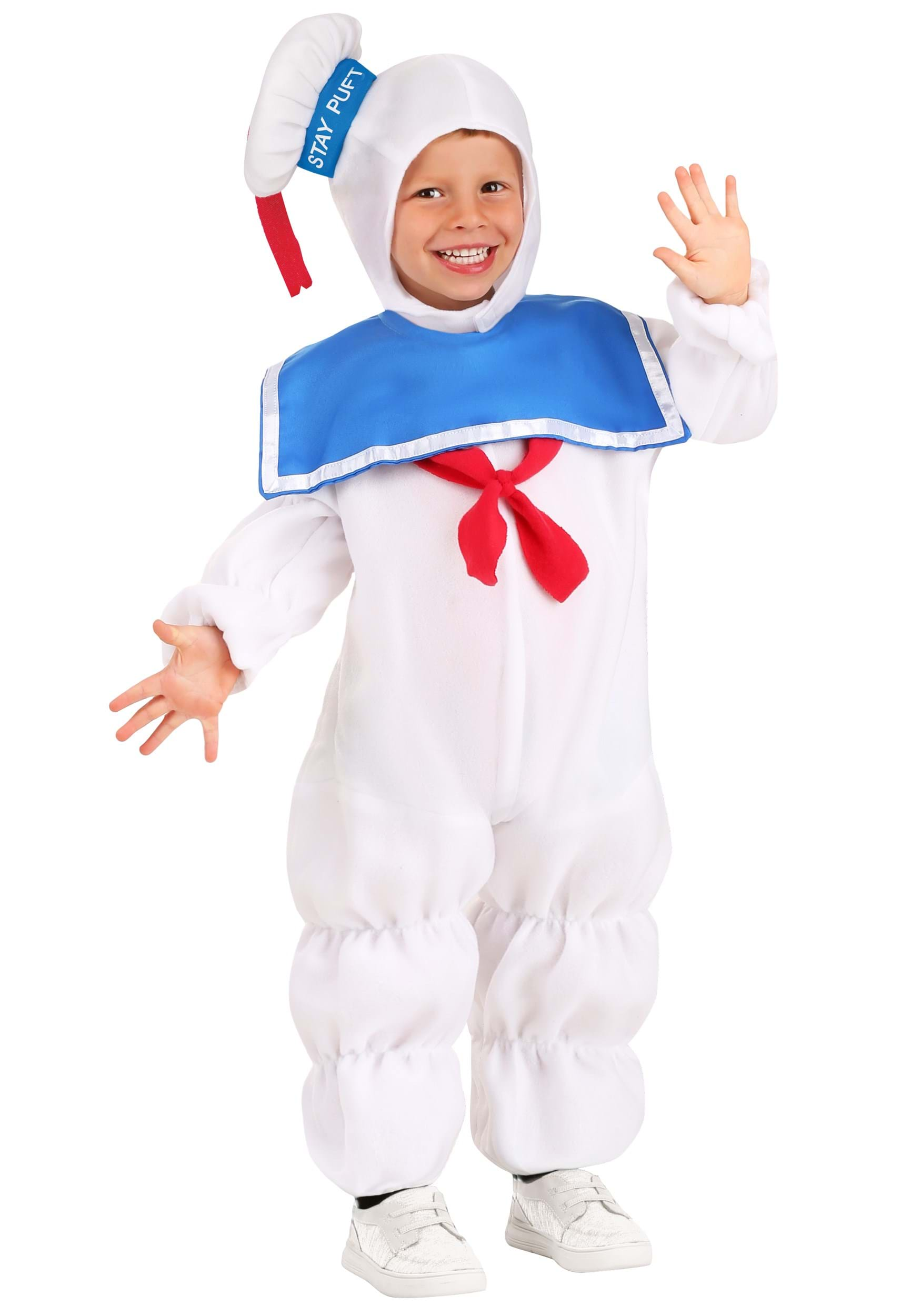 STAY PUFT EZ-ON ROMPER  sc 1 st  Creative Costume Ideas : ghostbuster costume for kids  - Germanpascual.Com