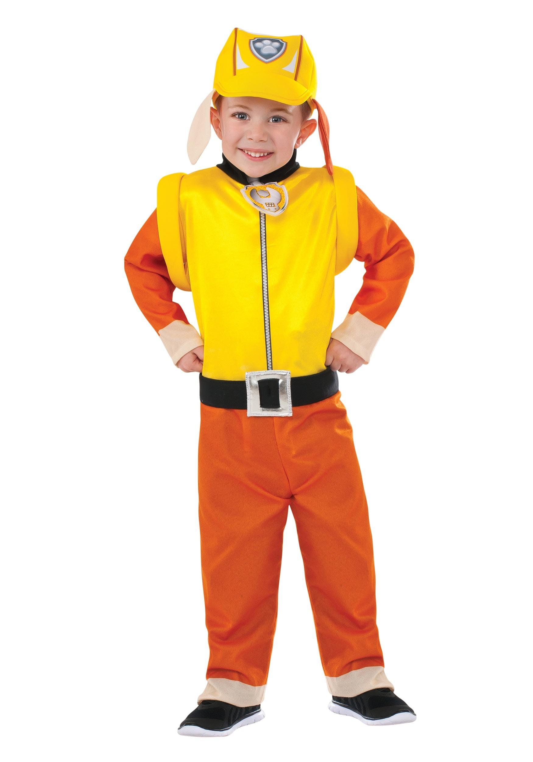 nickelodeon paw patrol halloween costumes for kids. Black Bedroom Furniture Sets. Home Design Ideas