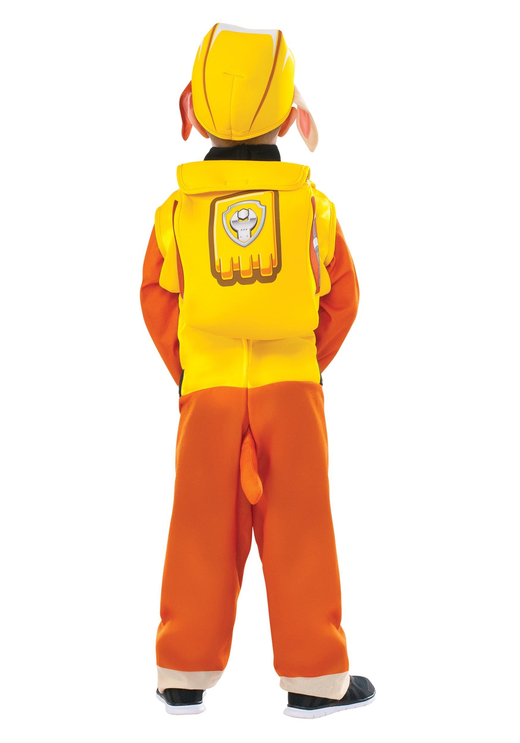 8a8c8301e Paw Patrol Rubble Costume