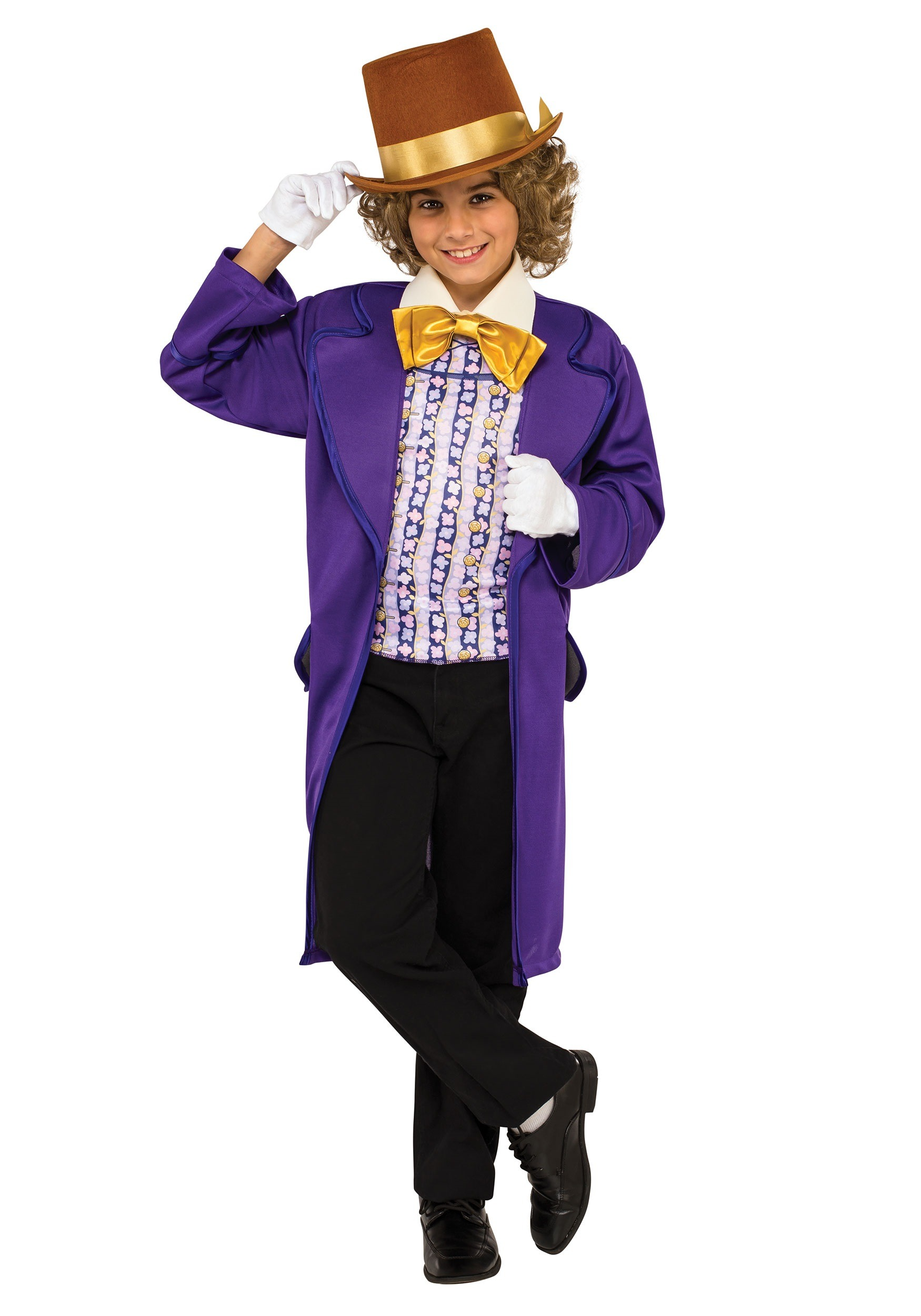 boys willy wonka costume - Pictures Of Halloween Costumes For Toddlers