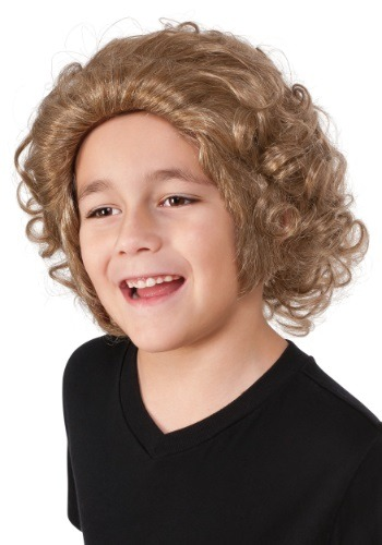 Boys Willy Wonka Wig