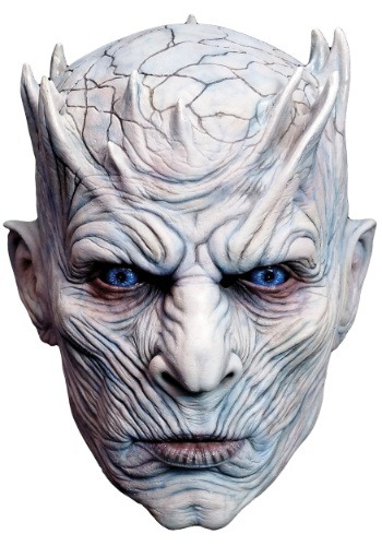 Click Here to buy Game of Thrones Night King Mask from HalloweenCostumes, CDN Funds