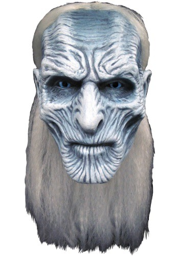 Click Here to buy Game of Thrones White Walker Mask from HalloweenCostumes, CDN Funds