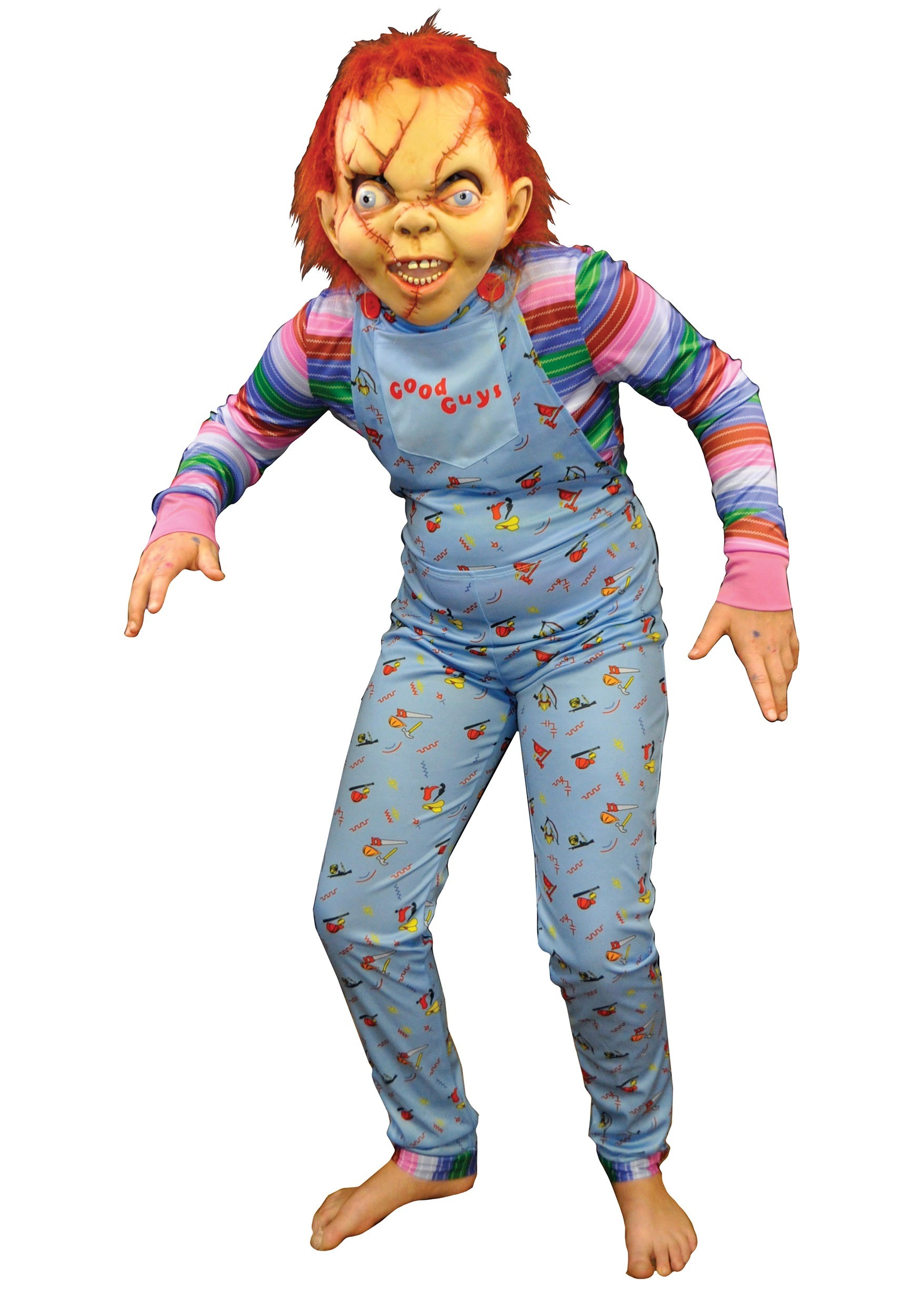chucky doll costume - photo #2