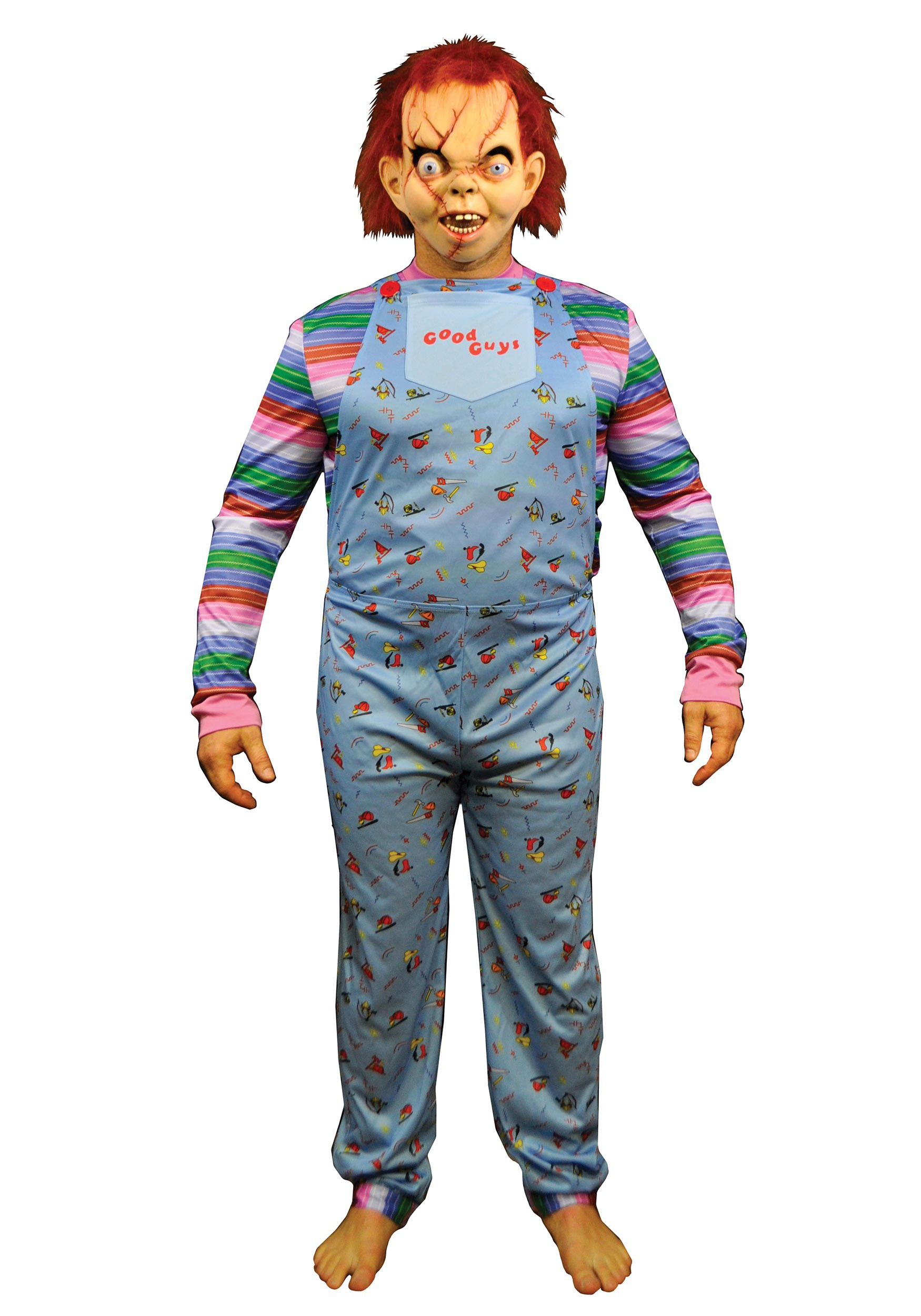 chucky doll costume - photo #33