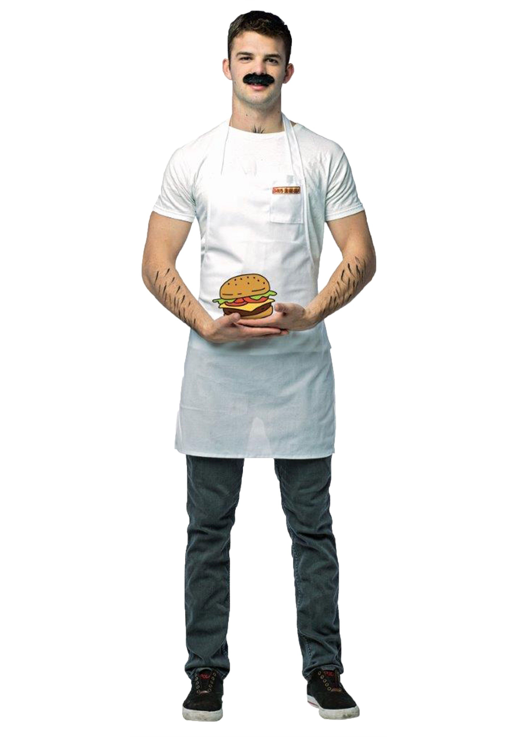 adult bobs burgers bob costume