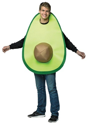 is an avocado a fruit fruit costumes