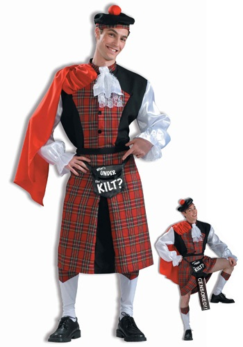 What S Under The Kilt Costume