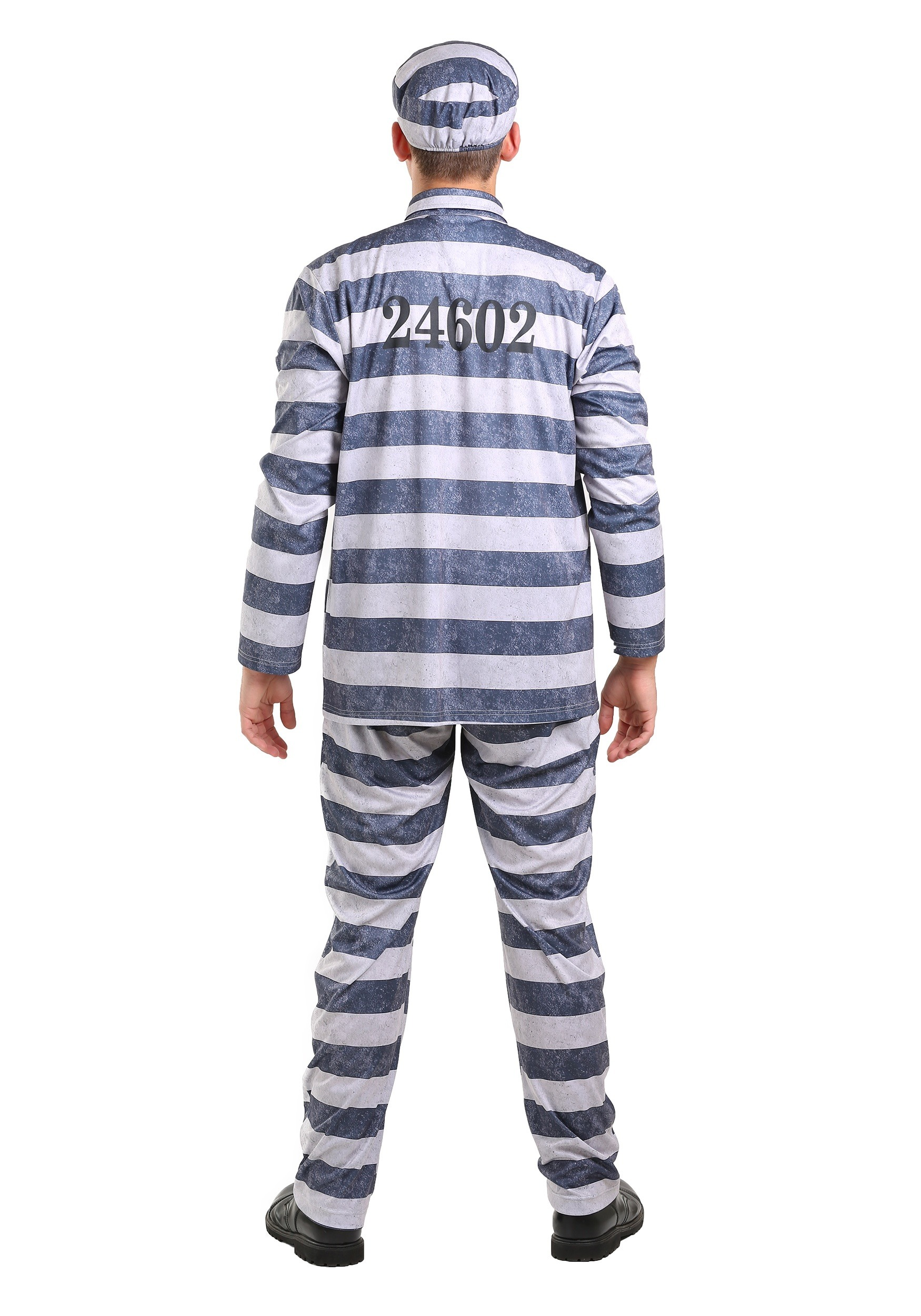 Vintage Prisoner Costume For Men