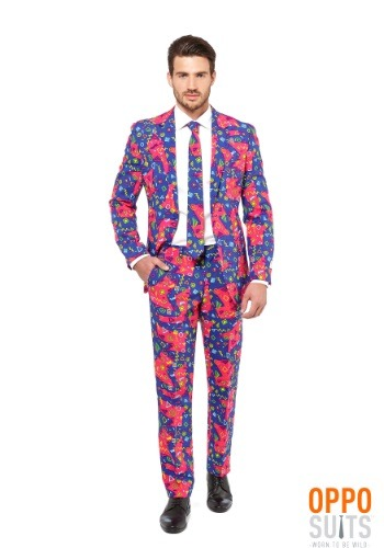 Fresh Prince Mens Suit