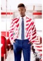 Men's OppoSuits United Stripes Suit3