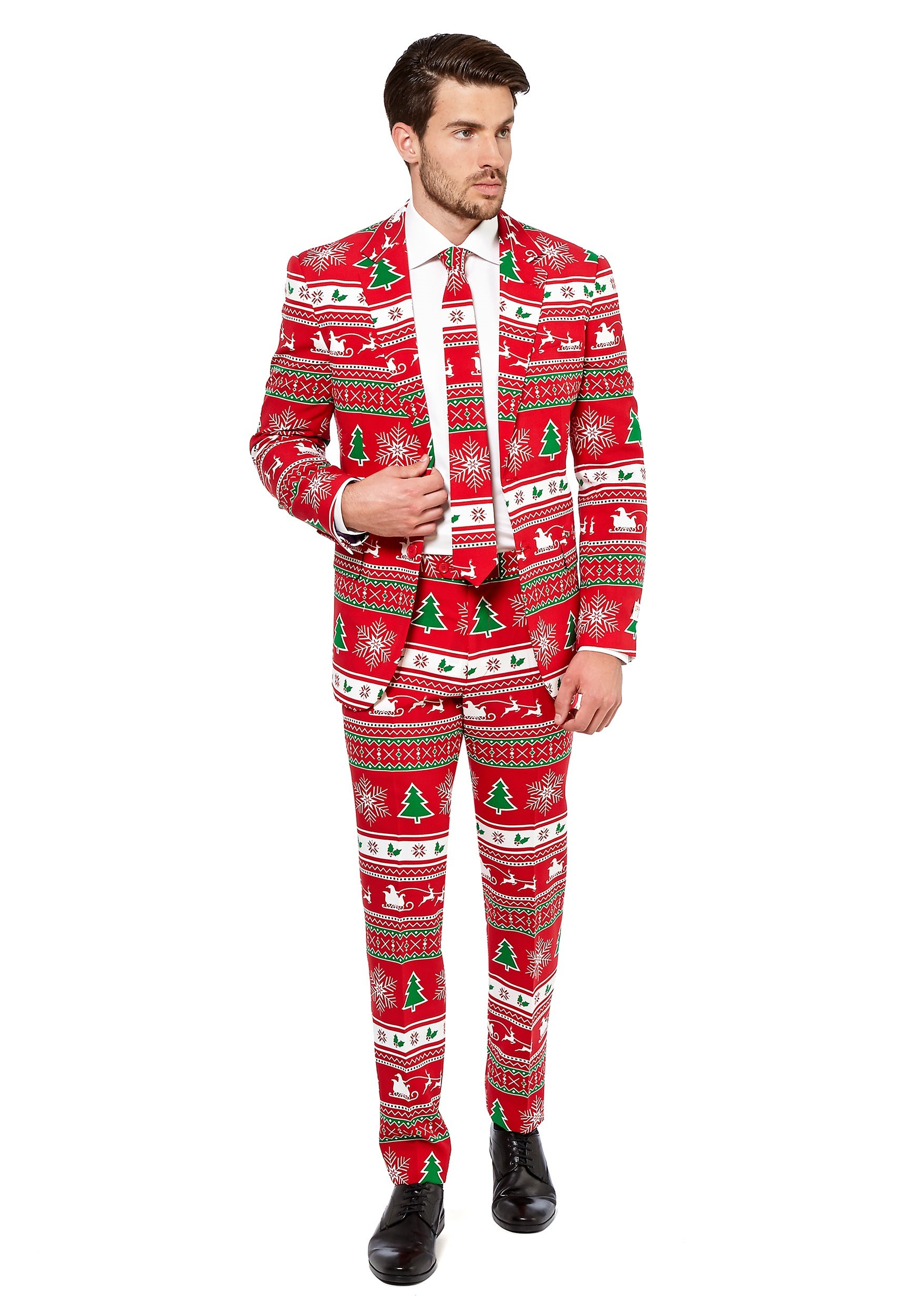 Men\u0027s Winter Wonderland Suit Men\u0027s Winter Wonderland