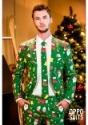 Men's OppoSuits Santaboss Suit3
