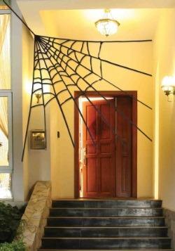 spider web decoration - Spider Web Decoration