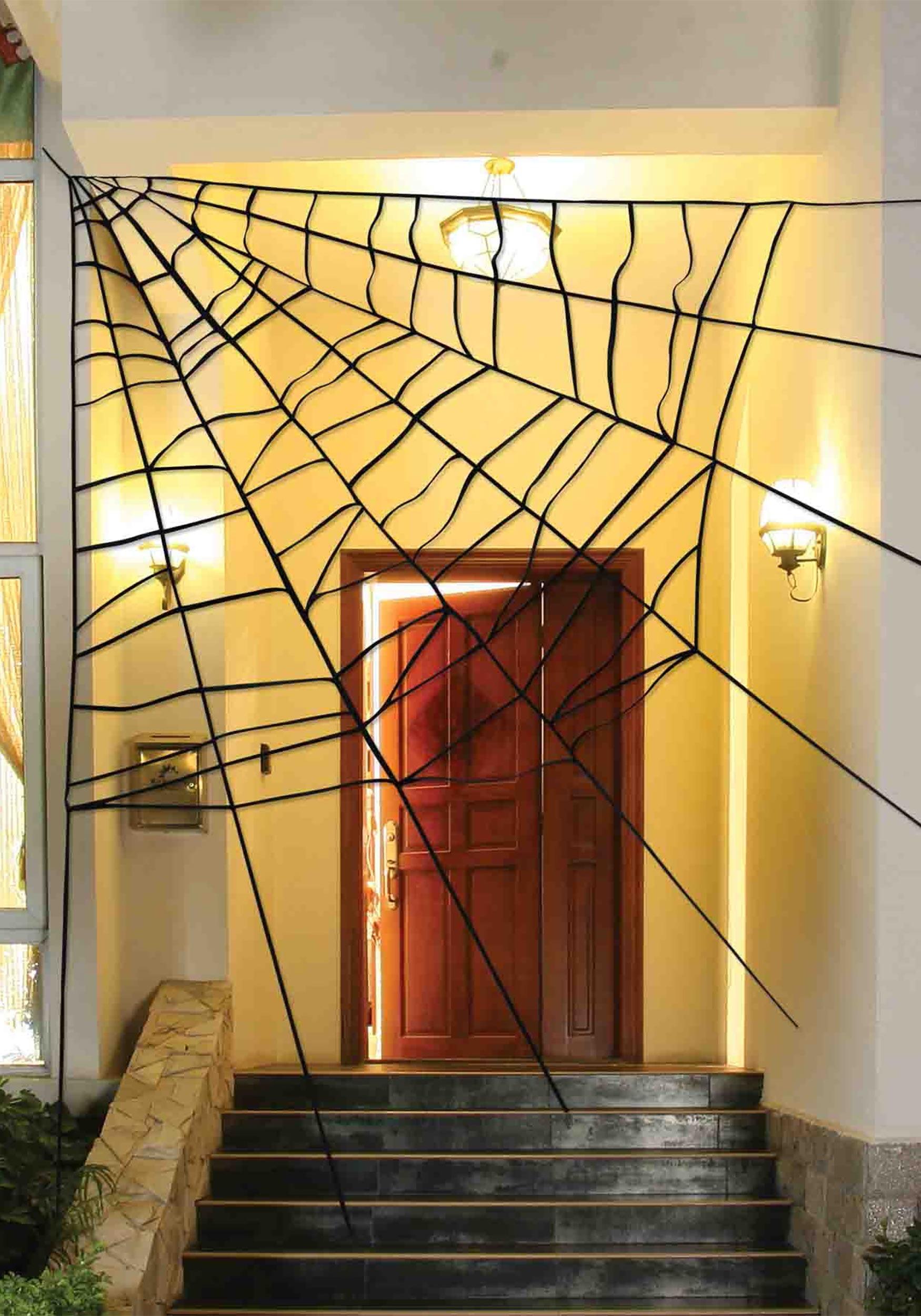 Giant Spiderweb Decoration