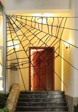 giant spiderweb decoration - Spider Web Decoration