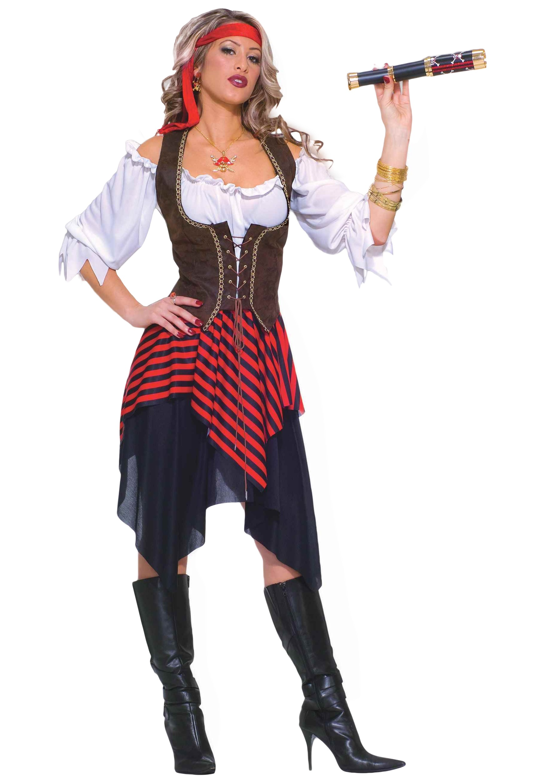 Sweet Buccaneer Costume  sc 1 st  Halloween Costumes & Pirate Costumes for Adults