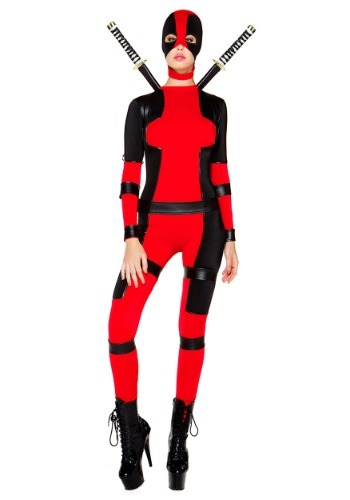 Womens Ms Rebellious Costume