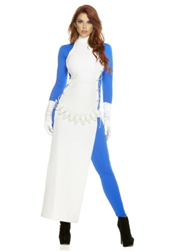 Click Here to buy Womens Mystic Mutant Costume from HalloweenCostumes, USA Funds & Shipping