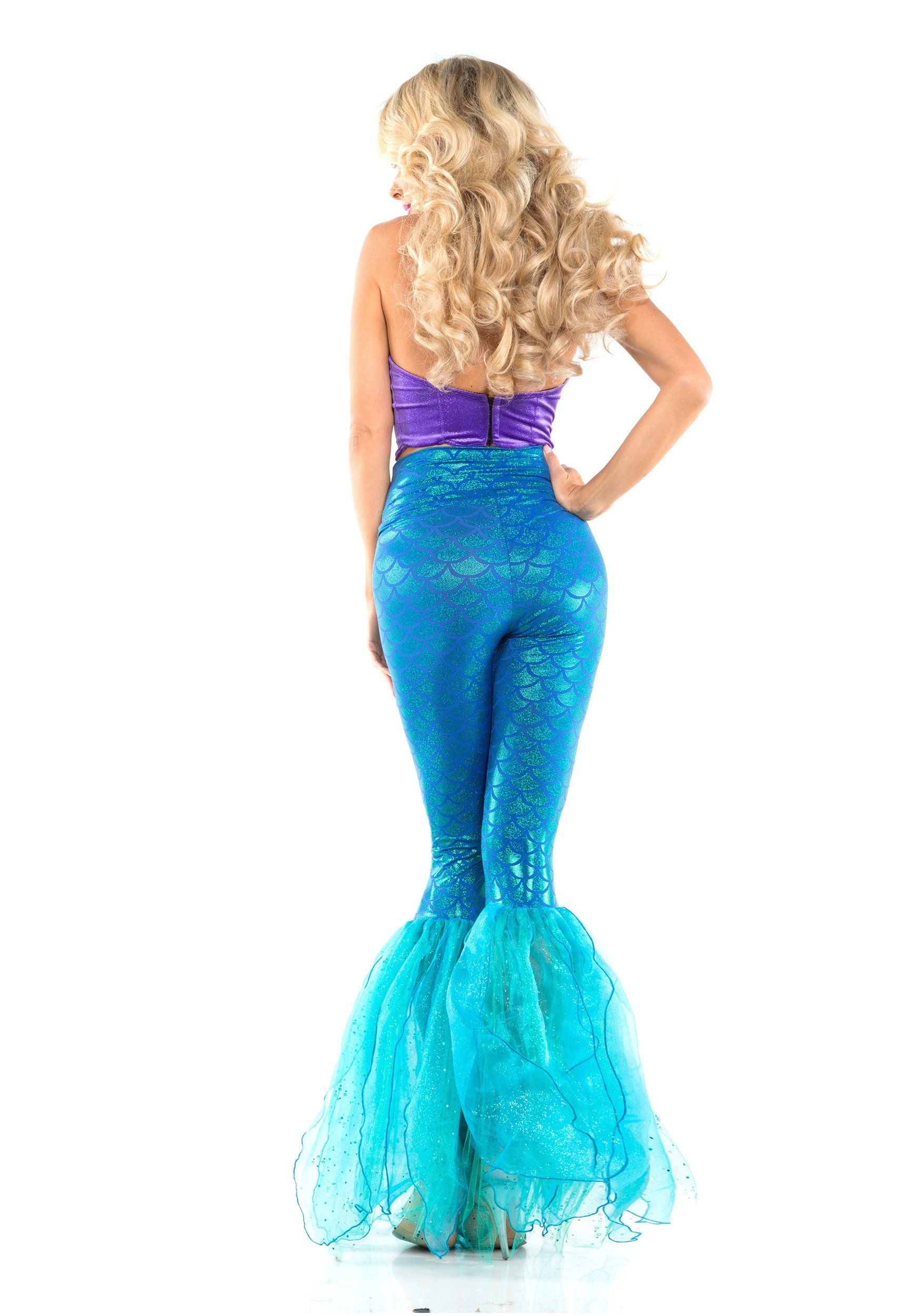 sc 1 st  Halloween Costumes & Womenu0027s Fantasy Mermaid Costume