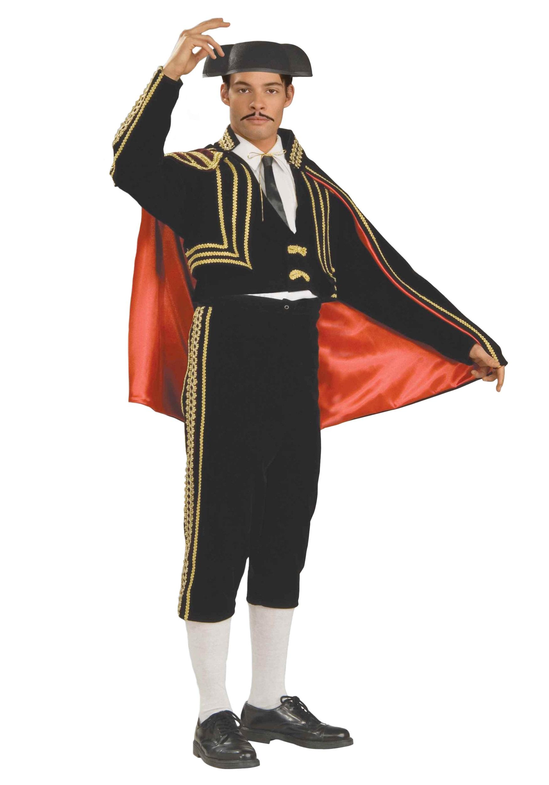 sc 1 st  Halloween Costumes & Adult Matador Costume
