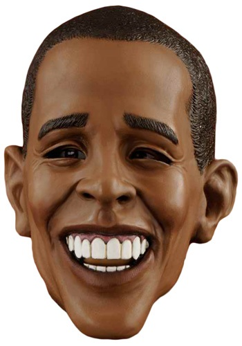 Barack Obama Mask FO62412-ST