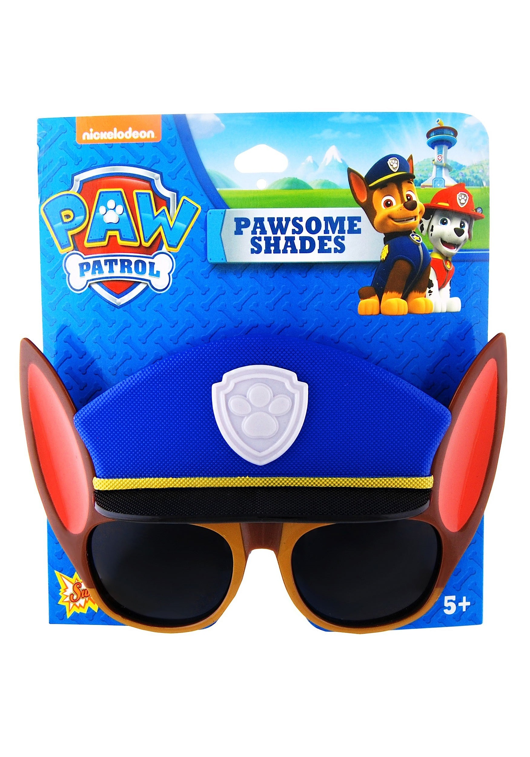 Paw Patrol Chase Novelty Sun glasses