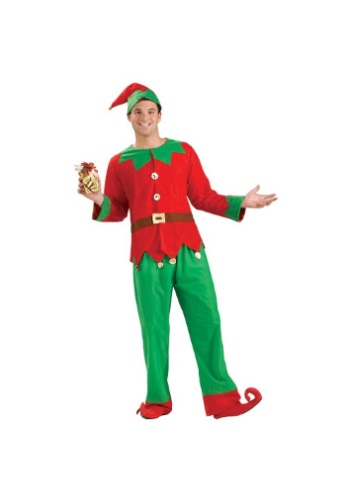 Click Here to buy Adult Elf Costume from HalloweenCostumes, CDN Funds