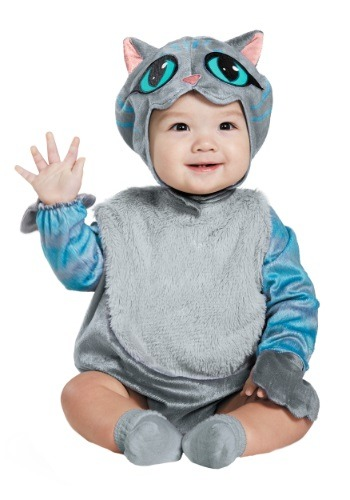 Click Here to buy Cheshire Cat Baby Costume from HalloweenCostumes, USA Funds & Shipping