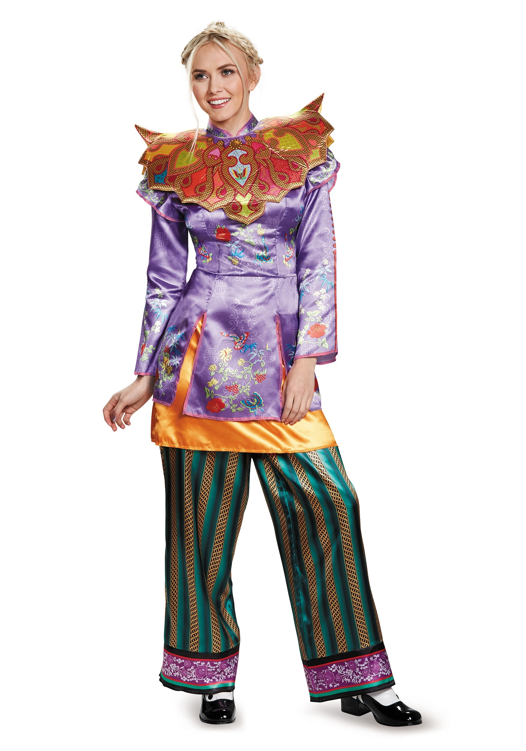 Nice Alice Through The Looking Glass Adult Deluxe Costume